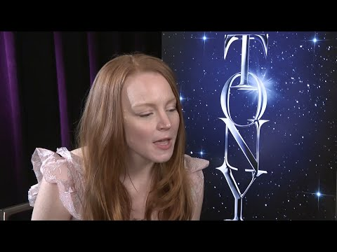 Tony Awards: 'My Fair Lady' Star Lauren Ambrose