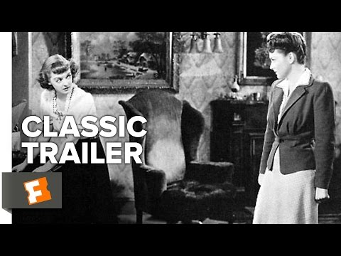In This Our Life (1942) Official Trailer - John Huston, Bette Davis Movie HD