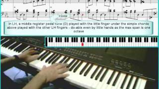 'A Nightingale Sang in Berkeley Square' - jazz piano lesson