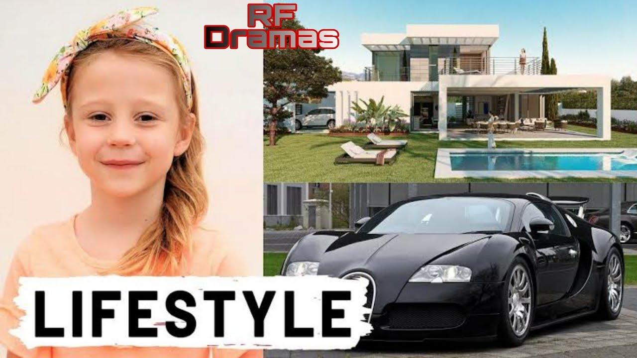 Like Nastya (LifeStyle)Age/Youtuber/Networth