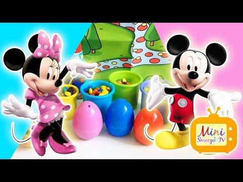 Myszka Miki Po Polsku - Myszka Mickey i Goofy Szukają Myszki Minnie