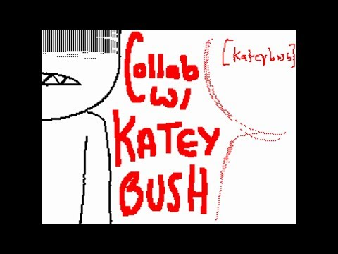[OLD] Build God, Then We'll Talk Collab w/ KATEYBUSH // Sudomemo [Endy Cat's Flipnote 720p]