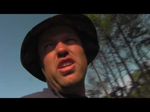 STOBE THE HOBO 35-BIRMINGHAM TO DALLAS-TRAINHOPPING THE MERIDIAN SPEEDWAY