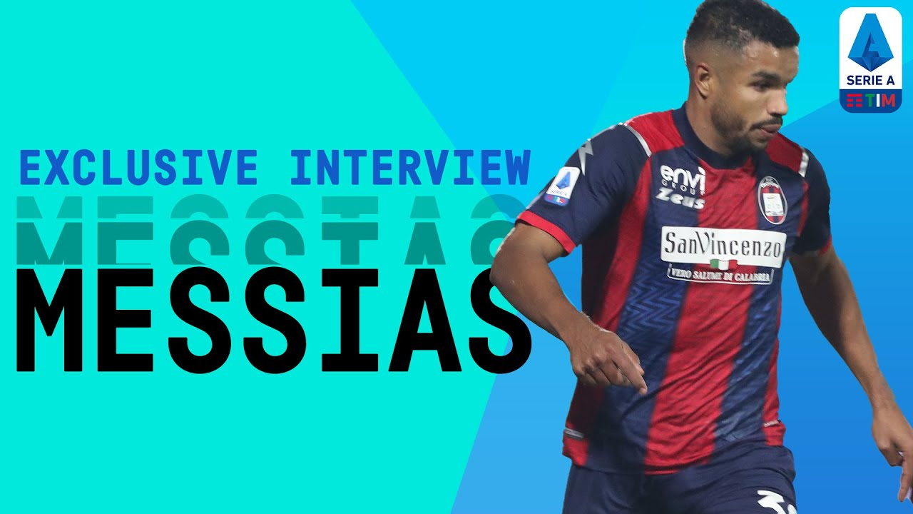 Junior Messias | Crotone's Superstar | Exclusive Interview | Serie A TIM