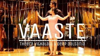 Vaaste | Dhwani Bhanushali | Dance Cover | Alabhya