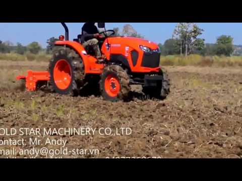 Kubota L4018 testing in Philippine land new