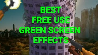Animierte AK-47 Schießen, die Kostenlose Nutzung Green-Screen-Effekten