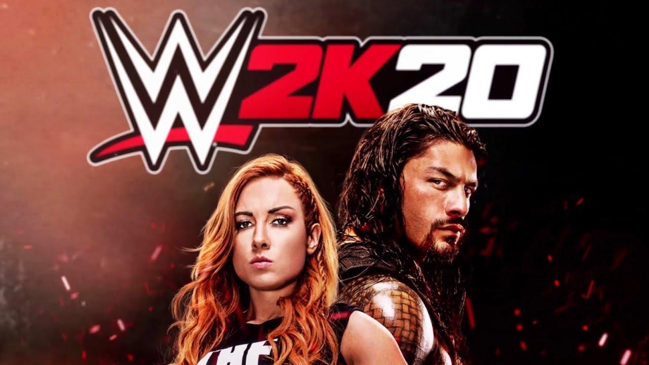 WWE 2K20 - YouTube