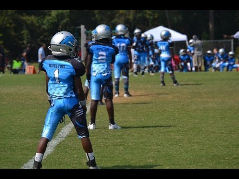 Winston Watch AYF IG Video. Panthers vs Broncos 10U - 9.10.16