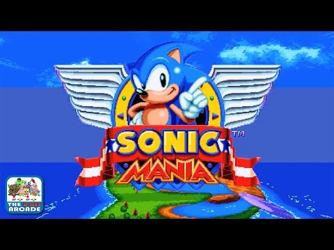 Sonic Mania The Octopus Of The Oil Ocean Xbox One Gameplay Youtube