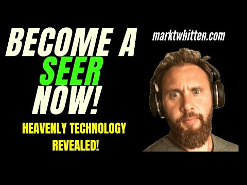 HEAVEN'S SECRET REVEALED!  HOW TO SEE THE UNSEEN