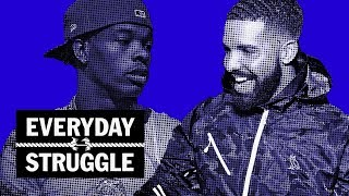 Meek Mill & Cardi Collab, How Big Should the Checks Be for Viral Challenges? | Everyday Struggle