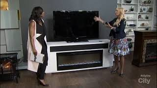 Media Clip: Use an Electric Fireplace to Add Comfort to Your Home | Dimplex