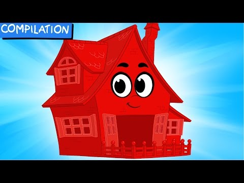 My Magic House - Learn About Animal Homes + 1 hour My Magic Pet Morphle Mega Compilation For Kids