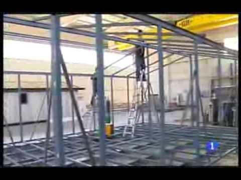 Casas prefabricadas y contenedores reciclados youtube - Casas prefabricadas contenedores ...