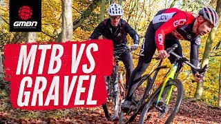 Mountain Bike Vs Gravel Bike | Can Roadies & Mountain Bikers Ride Together?