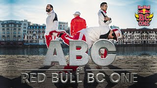 ABC of Red Bull BC One