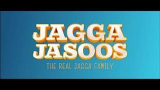 Jagga Jasoos | The Real Jagga Family | In cinemas July 14