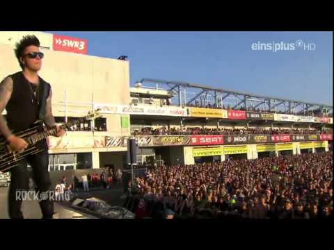 Avenged Sevenfold  Hail to the king Rock am Ring 2014