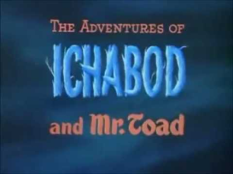 Ichabod Amp Mr Toad Ost 01 Introduction Theme Youtube