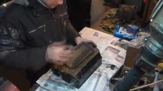 видео Замена радиатора печки на ВАЗ 2101, ВАЗ 2102, ВАЗ 2103, ВАЗ 2105, ВАЗ 2106, ВАЗ 2107