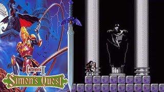 Vamos a jugar Castlevania 2 Simon's Quest  Ep.6  (Finale) Resucitación