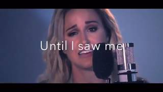 Britt Nicole   Through Your Eyes Lyric   Video
