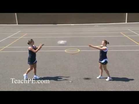 Passing Speed Netball Drills, Videos and Coaching Plans ...