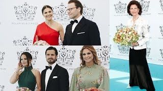 Baixar Swedish Royal Family at Polar Music Prize 2018 Green Carpet