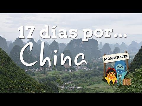 Ruta de 17 días por China!