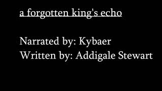A Forgotten King's Echo