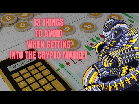 The 13 WORST Cryptocurrency Investing Mistakes to Avoid | Crypto Trading Tips For BEGINNERS!