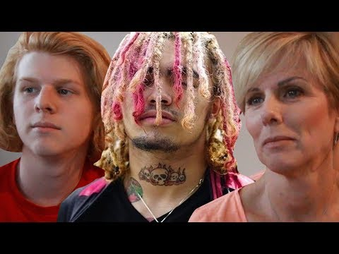 Mom reacts to Lil Pump