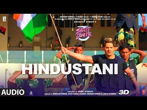 Hindustani Audio   Street Dancer 3D   Varun D, Shraddha K   Shankar Mahadevan,Udit Narayan,Harsh U