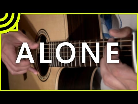 Alone - Alan Walker 🚶 Fingerstyle Guitar Cover by Albert Gyorfi [+TABS]