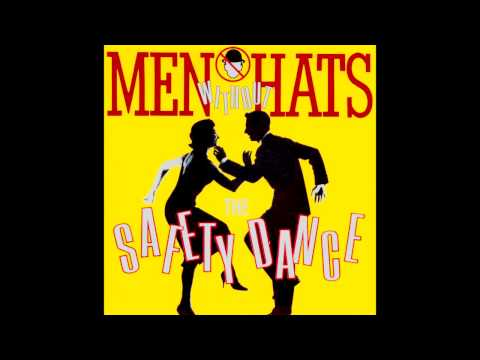 Men Without Hats - The Safety Dance,1983, HQ