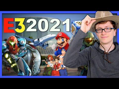 E3 2021 - Scott The Woz