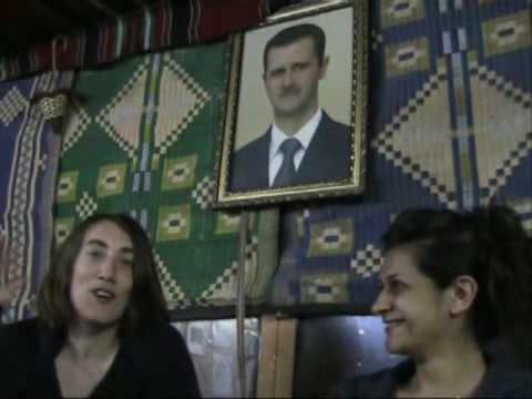 En el Damascus Hostel