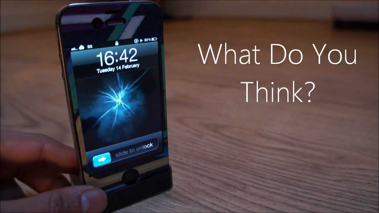 How To Get Live Wallpapers For Your iDevice No Jailbreak Required! - YouTube