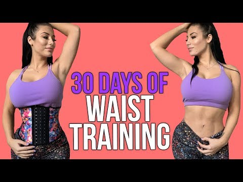 82ec60585d8 30 Days of Waist Training Results with Before and After Photos💃
