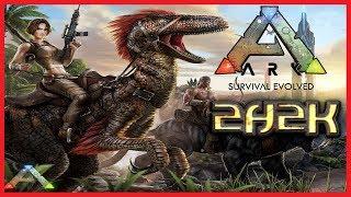 ARK Survival Evolved [ Journey to Extinction ] - 🔴 2H2K Live