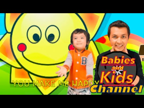 You are my Sunshine  Babies and Kids Channel  Nursery Rhymes
