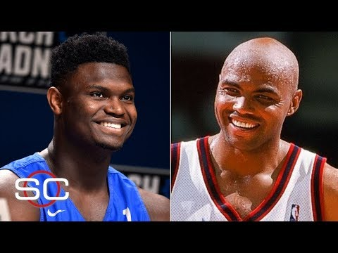 Zion is like Charles Barkley based on explosiveness, skills and size - Seth Greenberg | SportsCenter