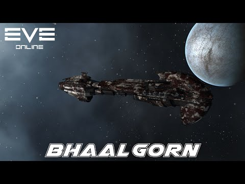 Eve Online - Bhaalgorn Vs Small BS Gang