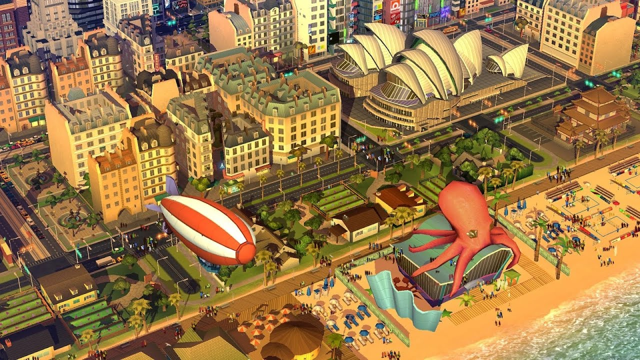 City Builder 2016: County Mall - Apps on Google Play