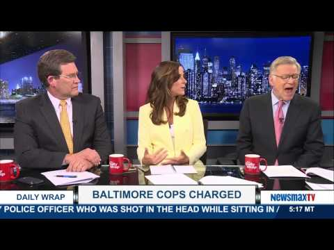 The Daily Wrap | Baltimore Cops Charged