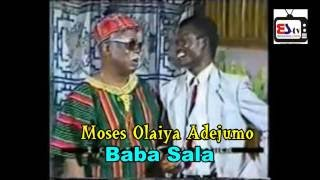 BAckstageStoryTV  visits Moses Olaiya Adejumo BABA SALA in Ilesha He wants more government care