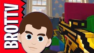 Pixel Gun 3D (133) - Brot to Noob!