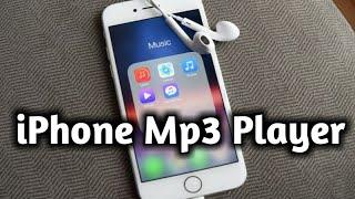 iPhone Best Mp3 Player আইফোনের music mp3 প্লেয়ার iTech Mamun