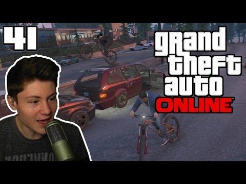 FAHRRAD CHALLENGE mit Kev | GTA ONLINE #41 | Let's Play GTA Online mit Dner